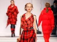 אופנה,מתוך הקולקציה של ז'אן צ'ארלס דה קסטלבז'ק / צלם: רויטרס
